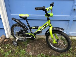 Trek Jet 16inch boy's bike for Sale in Snohomish, WA