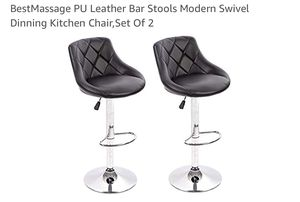 Modern Barstools set of 2 for Sale in Feasterville-Trevose, PA