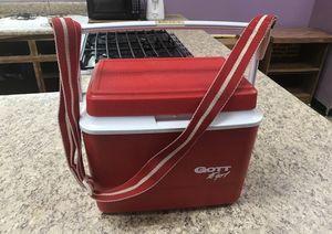 Gott Mini Cooler – Small Red & White Cooler for Sale in Decatur, GA