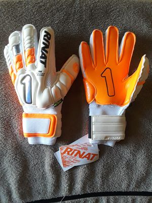 Rinat Professional Soccer Gloves for Sale in Moreno Valley, CA