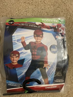 Halloween Costume- Spiderman(2T Toddler) 8$ for Sale in Columbus, OH