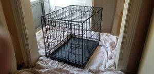 small dog kennel travel container for Sale in Wichita, KS
