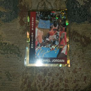 Sports Edition Topps Guns Michael Jordan for Sale in DeFuniak Springs, FL