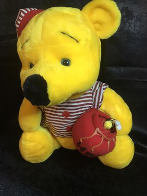 Large 20 x 15 nighttime pooh bear! New! for Sale in Savannah, GA