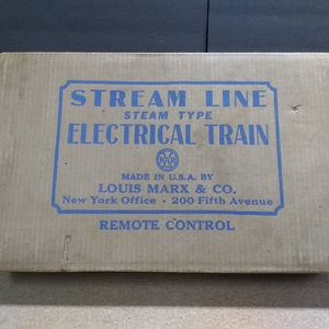 Marx O Scale Freight Set ((New)) In Boc for Sale in Tualatin, OR