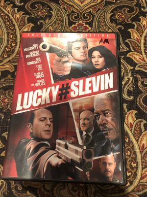 Lucky # slevin for Sale in Lynchburg, VA