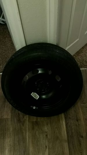 Brand New Vw Spare Tire and Rim195/65R15 for Sale in Denver, CO
