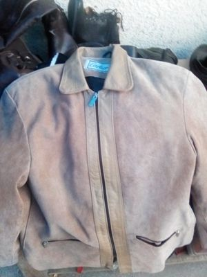 Brown suede jacket Cartier for Sale in Whittier, CA