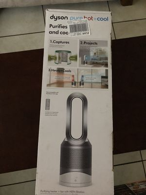 Dyson pure hot plus cool fan and heater for Sale in Orlando, FL