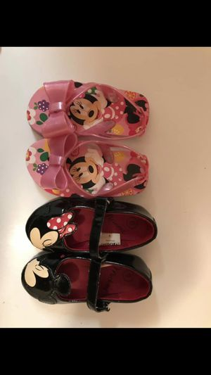 Disney Minnie Mouse shoes for Sale in Reston, VA