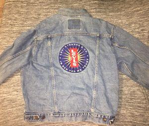 Vintage Levi Strauss Jean Jacket for Sale in Tampa, FL