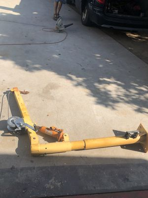 Pick up Bed Crane for Sale in Los Angeles, CA