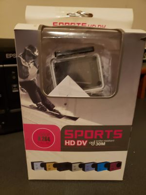 Sport HD CAMERA for Sale in Round Rock, TX