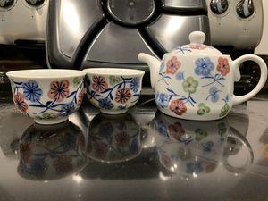 Floral Tea Set for Sale in Pinellas Park, FL