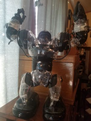 Clear robot not remote for Sale in Kutztown, PA