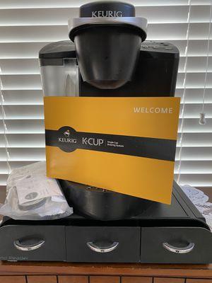 Keurig Coffee Maker & K-cup Storage for Sale in Oceanside, CA
