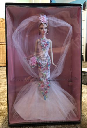 Bob Mackie Couture Confection Bride : Gold Label Barbie Collector for Sale in Mooresville, MO