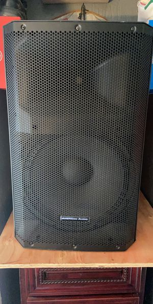 American audio speaker Bluetooth for Sale in Fresno, CA
