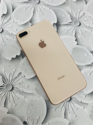 Factory unlocked iphone 8 plus 64gb excellent condition with warranty for Sale in Chelsea, MA