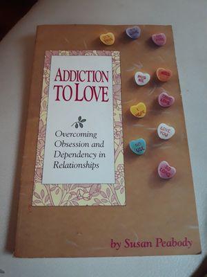 Addiction To Love: self help Book for Sale in Miami, FL