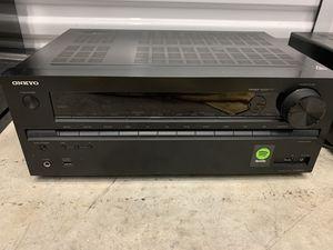 Onkyo TX-NR636 7.2-Ch Dolby Atmos Ready Network A/V Receiver w/ HDMI 2.0 for Sale in Miami, FL
