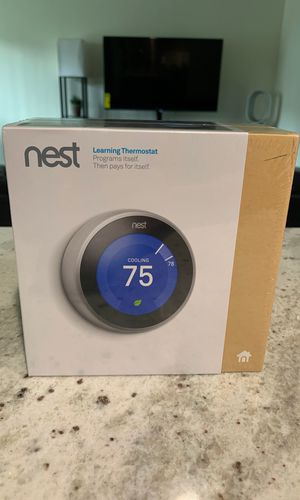Nest thermostat for Sale in San Jose, CA