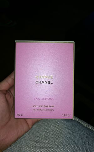 Chanel Perfume TENDER for Sale in Anaheim, CA
