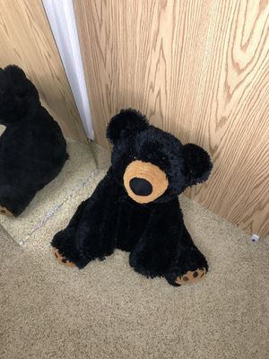 Black Teddy Bear for Sale in Vancouver, WA
