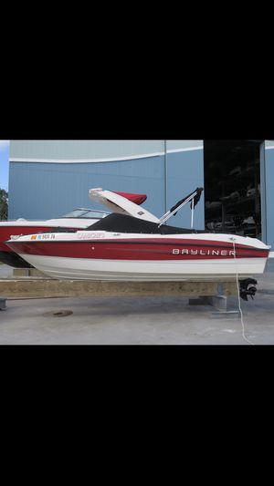2012 Bayliner 185 Bowrider for Sale in Hollywood, FL