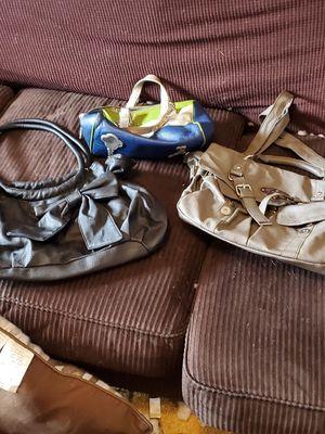 3 purses for Sale in Murfreesboro, TN