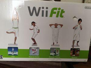 Wii fit board for Sale in Arlington, VA