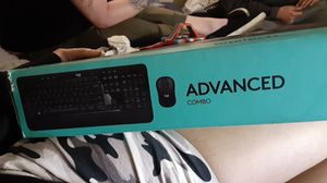 Advanced combo wireless keyboard and mouse for Sale in Denver, CO