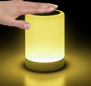 Touch sound lamp Bluetooth for Sale in Crofton, MD