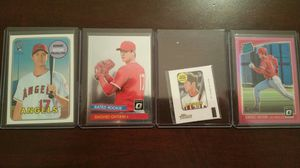 Shohei Ohtani Rookie Baseball Card Lot: for Sale in Eagle Lake, FL