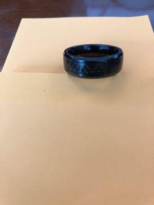 Forge titanium ring for Sale in Reston, VA