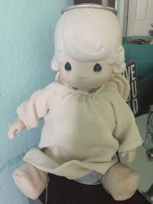 """Precious moments doll 12"""" Vintage for Sale in Casselberry, FL"""