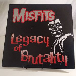 Misfits - Legacy of Brutality - Vinyl/ Lp/Record for Sale in Auburn, WA