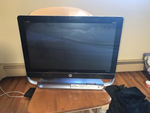 HP Computer with wireless mouse and keyboard for Sale in Merrick, NY