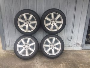 225/50/R17 for Sale in Greenville, NC