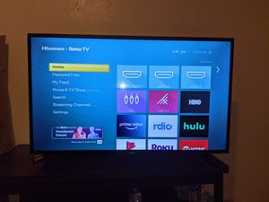 "Hisense 40"" brand new for Sale in Ontario, CA"