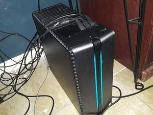 Omen desktop 870-244 and two monitors for Sale in Apopka, FL