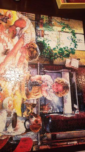 1000 piece jigsaw puzzle/board game for Sale in Farmington Hills, MI