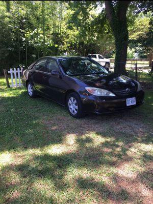 2003 Toyota Cam for Sale in Chesapeake, VA
