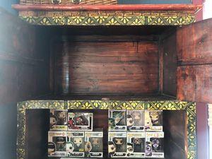 OBO for 2 pc antique bookshelves for Sale in Hackensack, NJ