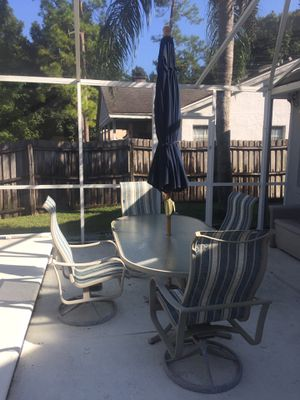 Leaders Outdoors Patio Furniture for Sale in Oviedo, FL