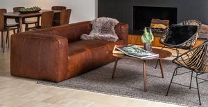 Article Rawhide Brown Leather Sofa for Sale in Phoenix, AZ