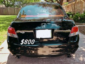 ✅✅💝💲8️OO URGENTLY I'm seling my family car 2OO9 Honda Accord Sedan Super cute and clean in and out.✅✅💕 for Sale in Port St. Lucie, FL