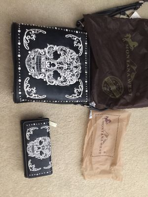 Montana West Purse & Wallet for Sale in Atwater, CA