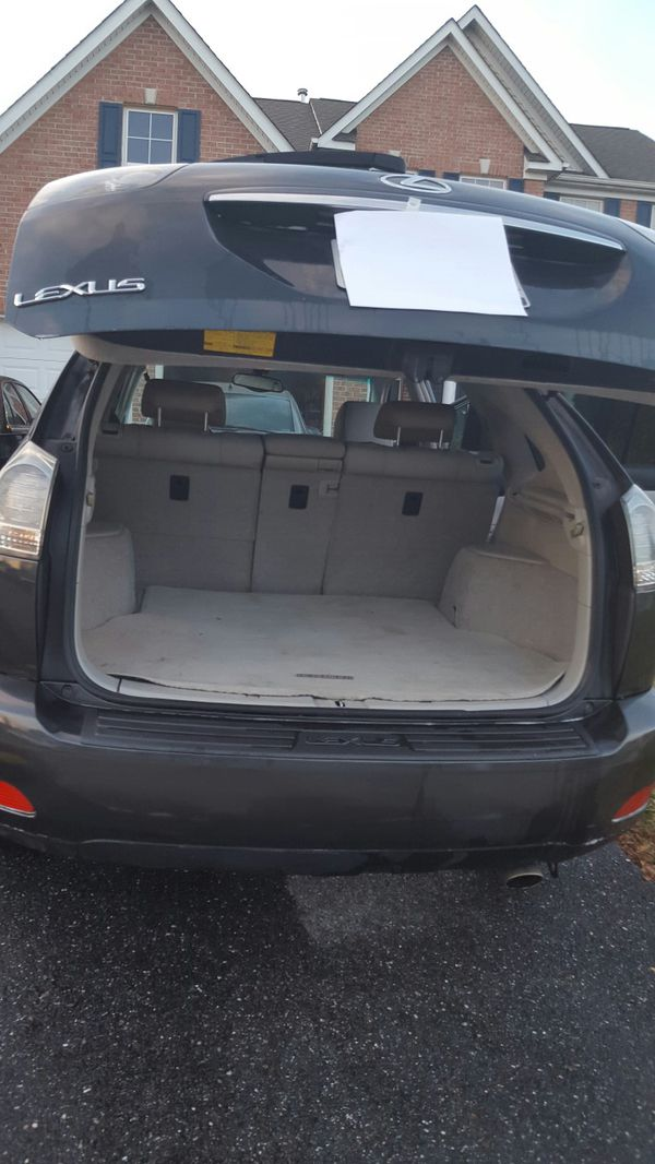 06 Lexus rx400h Hybrid