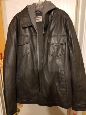 Mens levis xxl jacket for Sale in Saginaw, TX
